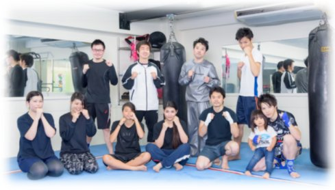 エンジョイアブル キックボクシング クラブ